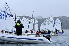 Tirsdagsregatta for joller