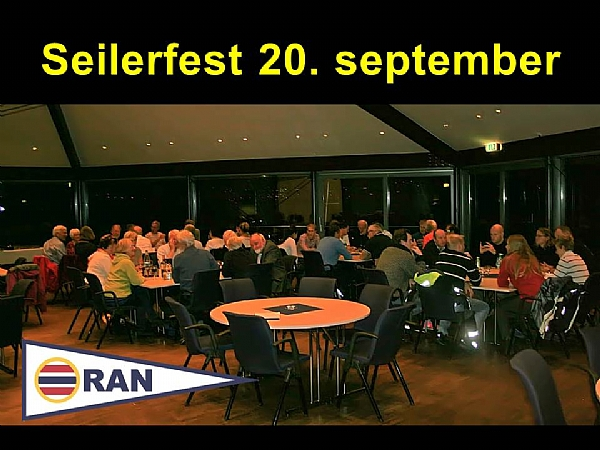 Seilerfest l�rdag 20. september